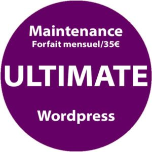 Maintenance WordPress Ultimate